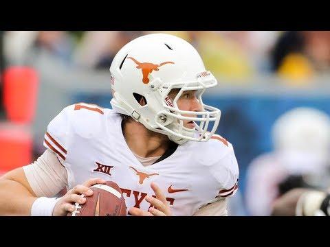 HIGHLIGHTS: Texas Takes Down West Virginia | Stadium