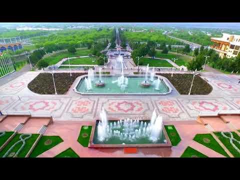 Таджикистан. Худжанд город древний и молодой.