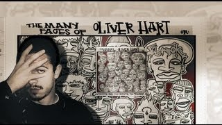 Eyedea / Oliver Hart - The Many Faces of Oliver Hart (2002) Full Album