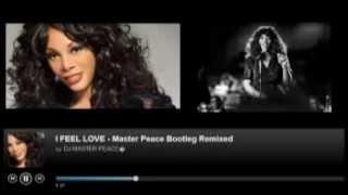 DONNA SUMMER  - I FEEL LOVE - Popular Club Bootleg (long Mix)