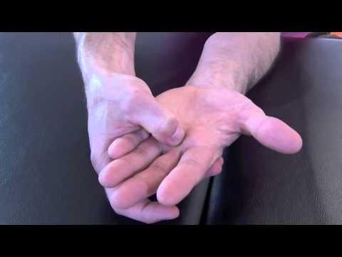 Comme comprendre que les muscles sont marqués