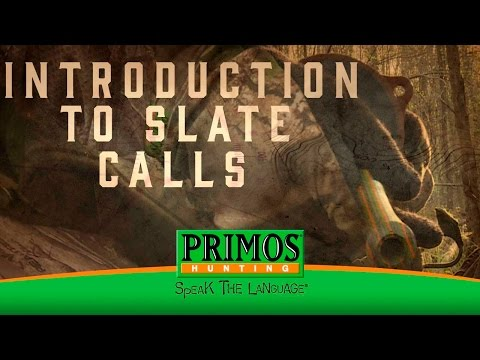Introduction to Slate Style Turkey Calls video thumbnail