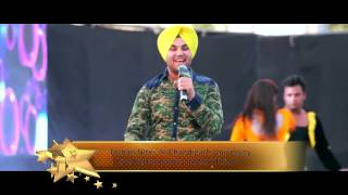 Mani Thind At Chandigarh University