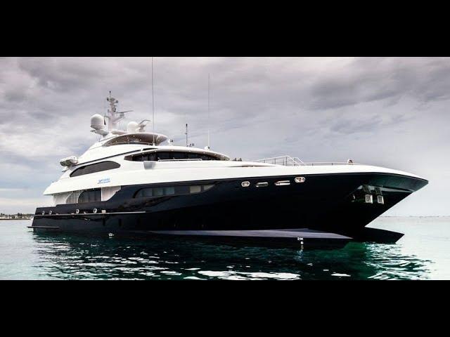 $41 Million Mega Yacht Tour   Boats Untraveled