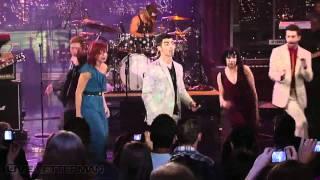 Joe Jonas - Fastlife (Live on Letterman) 1080p HD