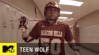 Teen Wolf (Season 6) | 'Gearing Up For the Lacrosse Game' 360 Video | MTV