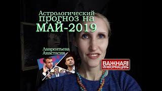 АстроПрогноз на май 2019. Политика. Посвящения и таинства