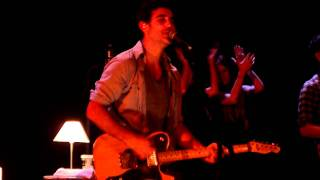 "Joshua Radin ""Nowhere To Go"" @ Café de la Danse (Paris)"