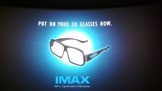 IMAX Massive intro video - @Jazz Cinemas, Chennai