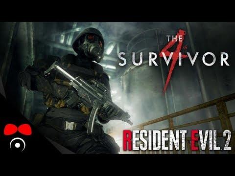 HUNK PROTI ZBYTKU SVĚTA! | Resident Evil 2 #18