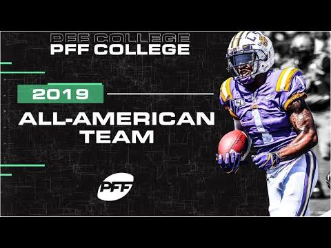 2019 CFB All-American Team | PFF