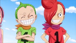 One Piece 803 – Judge Punishes Sanji   (Eng Sub)