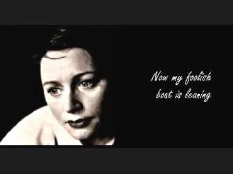 Elizabeth Fraser & Cocteau Twins Song to the Siren (lyrics)