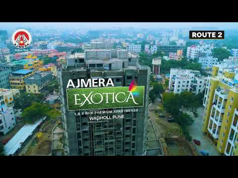 3D Tour of Ajmera Group Exotica