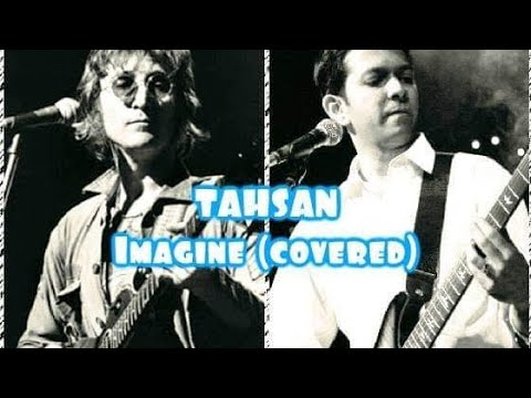 Imagine Covered By Tahsan | Studio Live Version | John Lennon