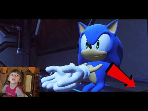 Прохождение #2 Sonic Forces/ Обзор ИГРЫ для детей 6+