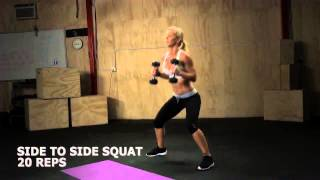 Kettlebell Workouts and Workout Routines For Women by healthandfitnessnews