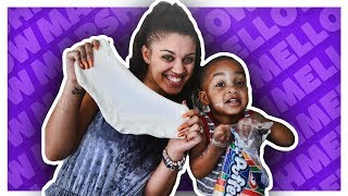 DIY EDIBLE MARSHMALLOW SLIME | GIANT FLUFFY SLIME!!!