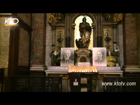Une chapelle pour Louis et Zélie Martin