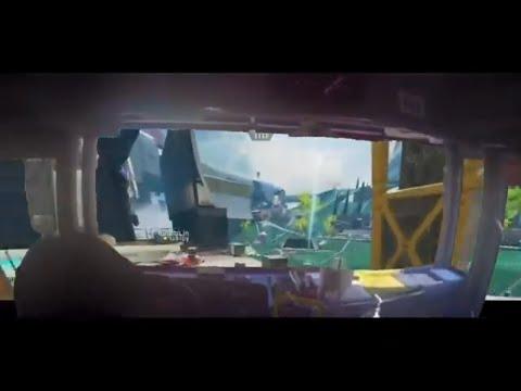 龜狗在APEX裡公車 笑死
