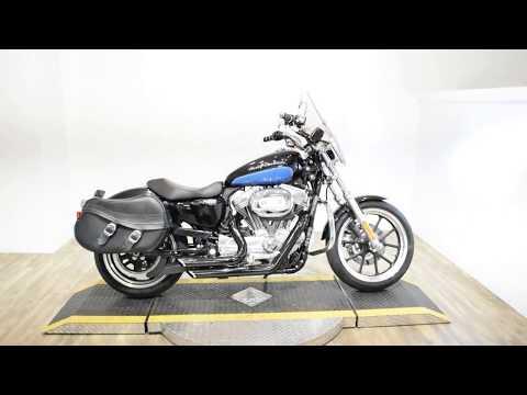 2012 Harley-Davidson Sportster® 883 SuperLow® in Wauconda, Illinois