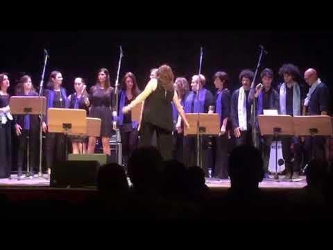 Elisabetta Manganelli Gospel Ten To Midnight Choir Brescia musiqua.it