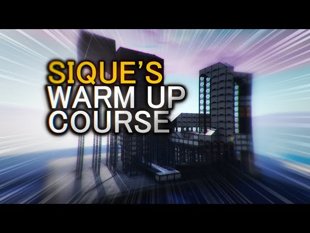 Sique's Edit course