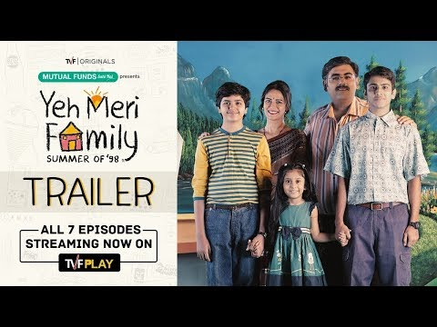 TVF Yeh Meri Family | Official Trailer | Watch all 7 episodes on TVFPlay