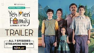 Yeh Meri Family Trailer