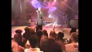 Soul Train 94' Performance - Aaron Hall - I Miss You!