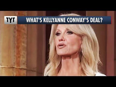 What's Kellyanne Conway's Deal?
