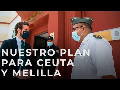 Nuestro plan para Ceuta y Melilla