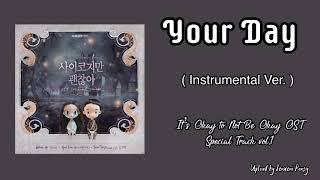 Your Day-Kim Ki Won (Feat. Kim Bom)| It's Okay to Not Be Okay OST Special Track vol.1| Instrumental