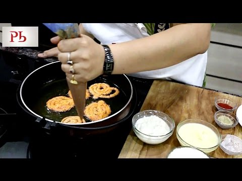 Video INSTANT JALEBI RECIPE