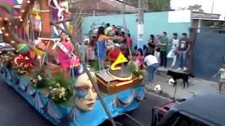 preview picture of video 'TRADICIONAL CORREO SANTO TOMAS 2012'