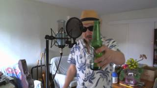 Too Drunk To Karaoke (Jimmy Buffett feat. Toby Keith) cover