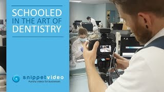 Schooled in the art of dentistry. | Snippet Vlog #002