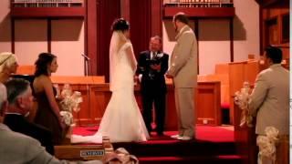 Dalton Powell and Madison Bush Wedding