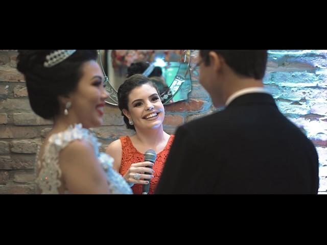 Vídeo Cerimônia Kelly e Leandro