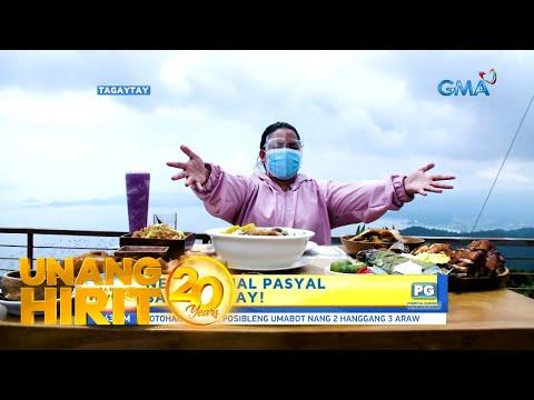 [GMA]  Unang Hirit: Bulalo, Buko Pie, tikman sa Tagaytay!