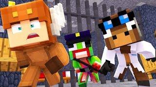 Minecraft Daycare - PRISON ESCAPE! w/ UnspeakableGaming