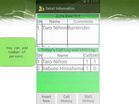 Video of Phone Hider:Clear Log&Hide SMS