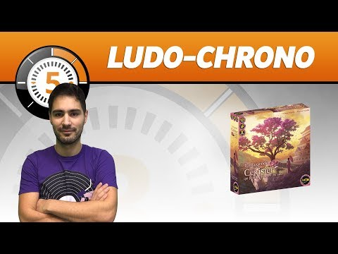 LudoChrono - The legend of the cherry tree that blossomed every ten years - English Version