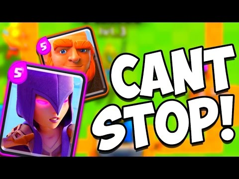 Clash Royale Walkthrough - WHAT'S INSIDE 1ST PLACE CHEST by nickatnyte ...