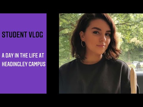 Video thumbnail of Izzy's tour of Headingley Campus