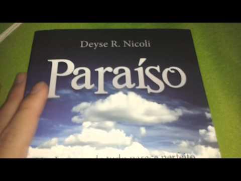 Unboxing: Paraíso - Deyse R. Nicoli