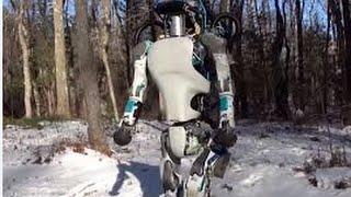 В США представили новое поколение роботов Atlas