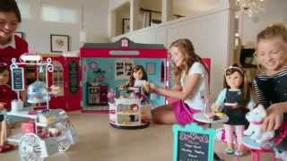 Discover the Story of Grace | 2015 Girl of the Year | @American Girl