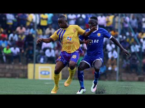 Okello leveler earns KCCA share of the spoils against URA
