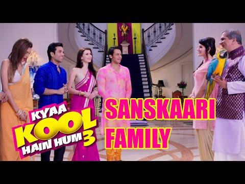 Kyaa Kool Hain hum 3 -Promo - Sanskaari Family